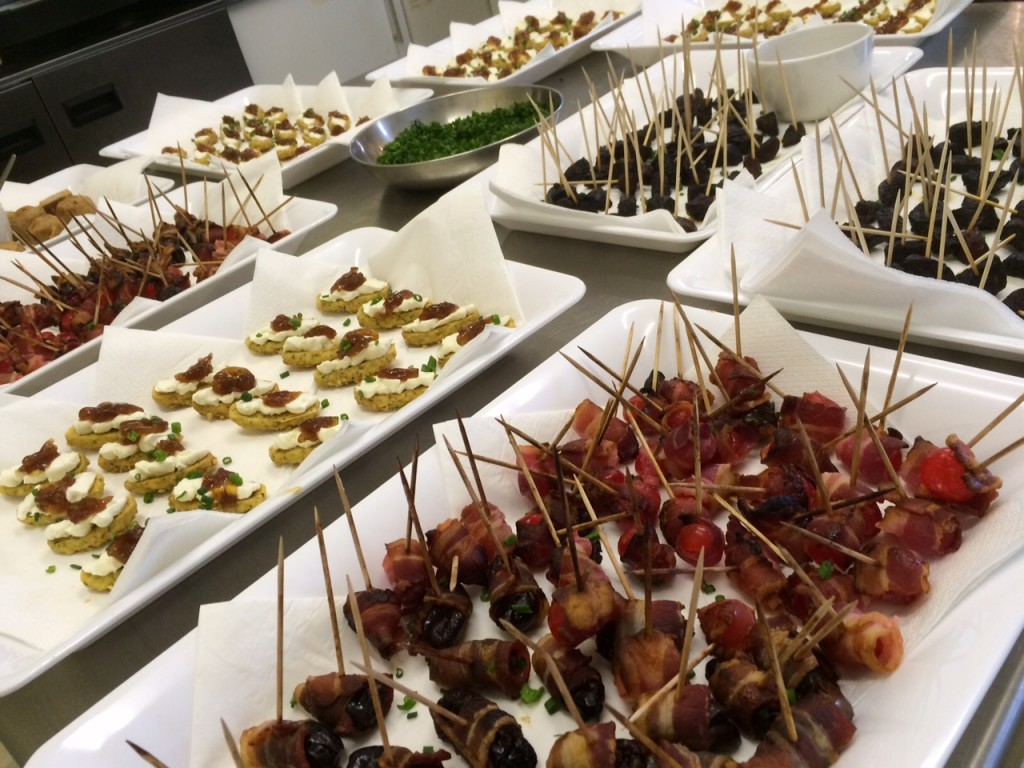 Hog Roast Yorkshire Canapes